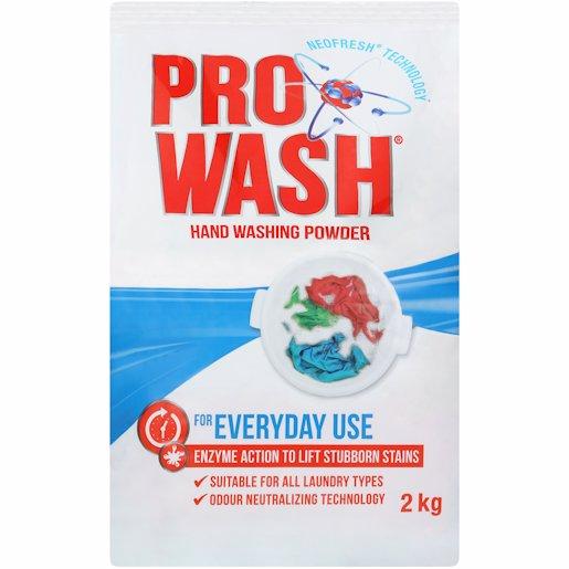 PROWASH H/WASH E/DAY 2KG