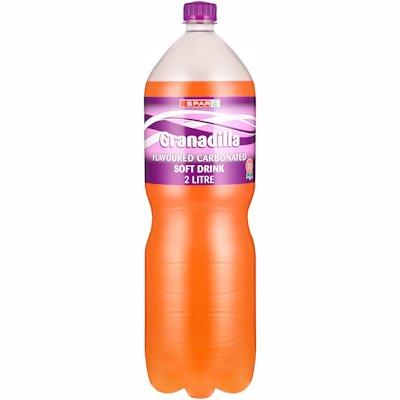 SPAR GRANADILLA FLAVOURED DRINK 2LT