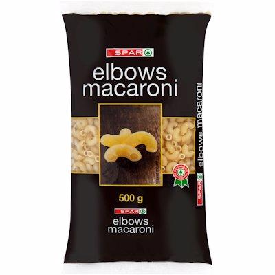 SPAR MACARONI ELBOW 500GR