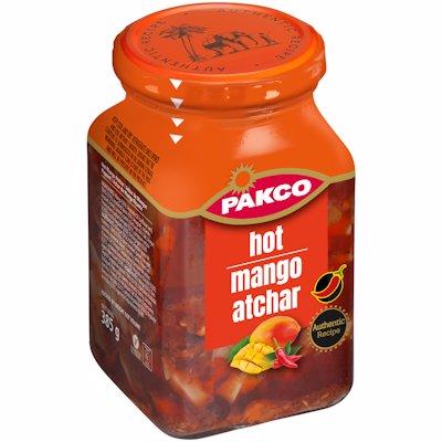 PAKCO ATCHAR MANGO HOT 385GR