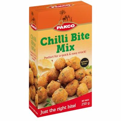 PAKCO CHILLI BITE 250GR