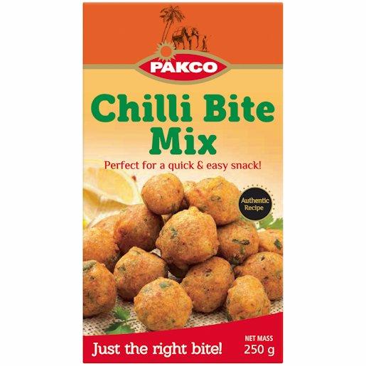 PAKCO CHILLI BITE MIX 250GR