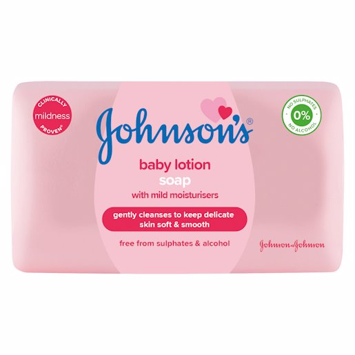 J&J BABY LOTION SOAP 100G