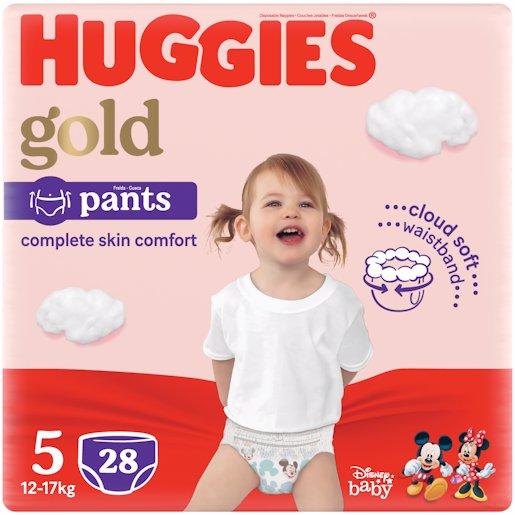 HUGGIES PANTS CP S5 28'S
