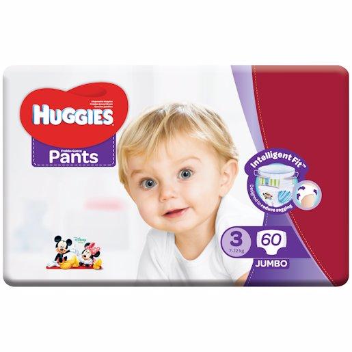 HUGGIES PANTS JP S3 60'S