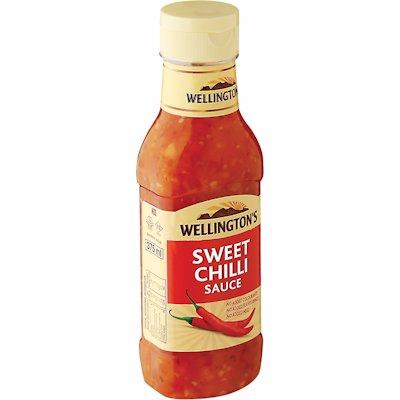 WELLINGTON SWEET CHILLI SAUCE 375ML