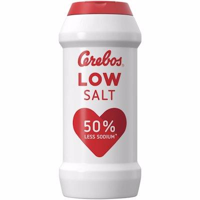CEREBOS LOW SALT FLASK 125G