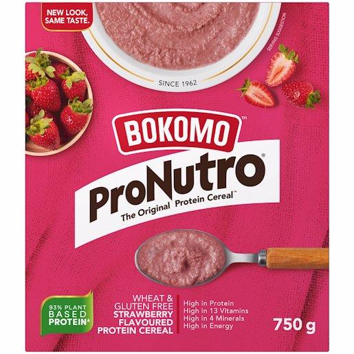 PRONUTRO STRAWBERRY 750GR 750G