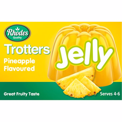 TROTTERS JELLY PINEAPPLE 40GR