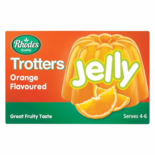 TROTTERS JEL ORANGE 40GR
