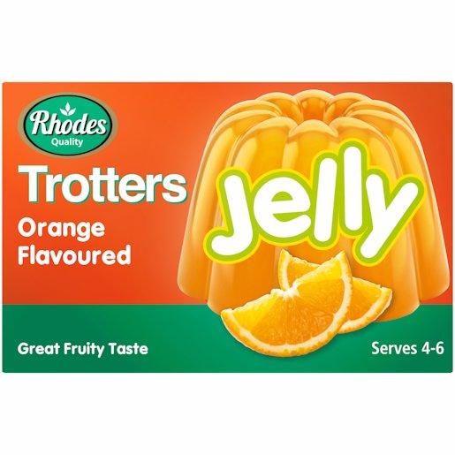 TROTTERS JELLY ORANGE 40GR