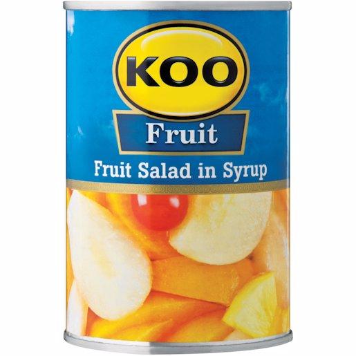 KOO FRUIT SALAD 410GR