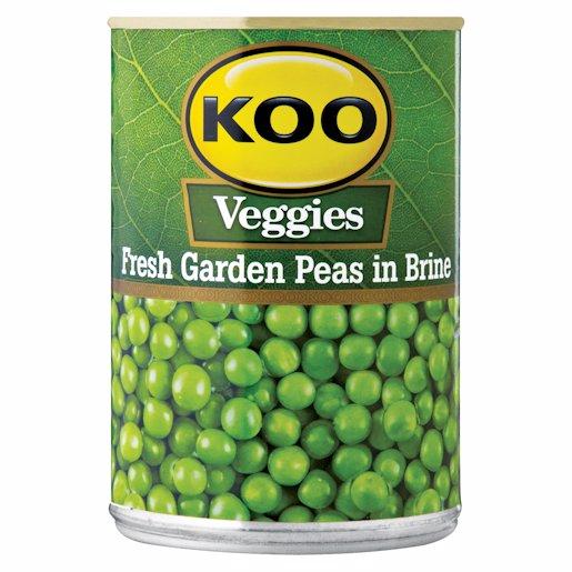 KOO GREEN PEAS KVI 410GR