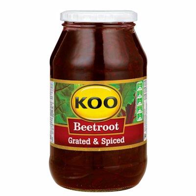 KOO BEETROOT GRATED 780GR