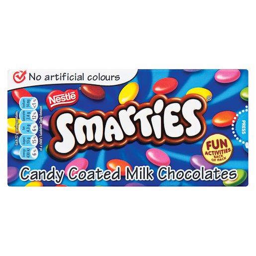 NESTLE SMARTIES 150G