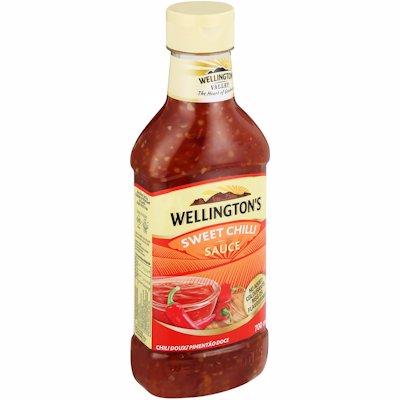WELLINGTON CHILLI SAUCE SWEET 700ML