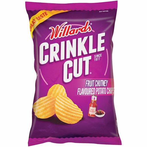 WILLARDS CRINKEL CHUTNEY 125GR