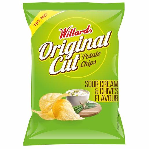WILLARDS ORIG CUT S/CRM & CH 125GR
