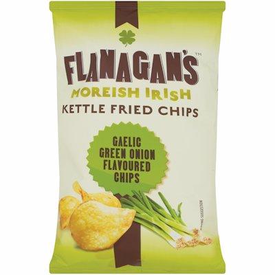 FLANAGAN'S GAELIC GREEN ONION FLAVOUR 125G