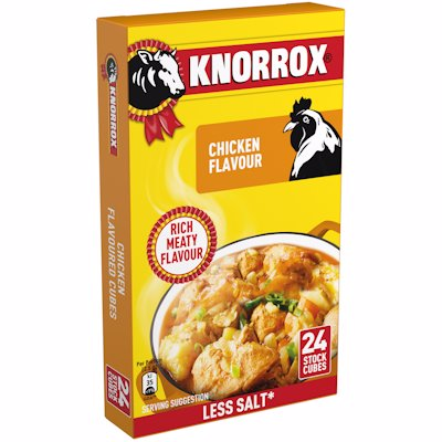 KNORROX CUBES CHICKEN 24'S