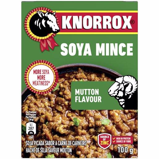 KNORROX S/MNC MUTTON 100G
