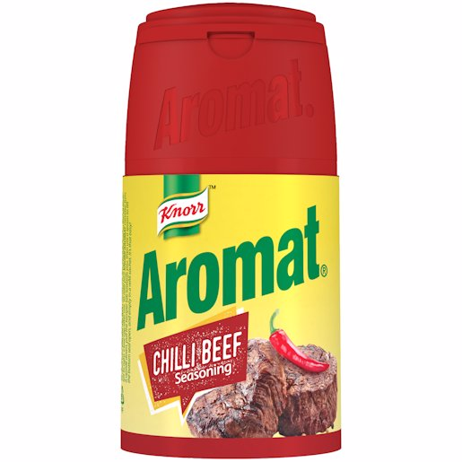 KNORR AROMAT CHILLI BEEF CANNISTER 75GR