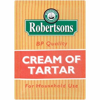 ROBT.CREAM OF TARTAR 14G