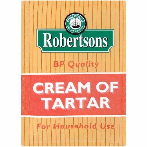 ROB CREAM OF TARTAR 12G