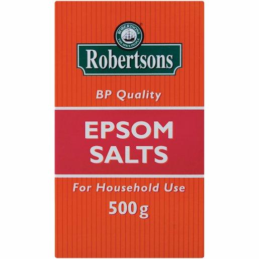 ROB EPSOM SALTS 500G