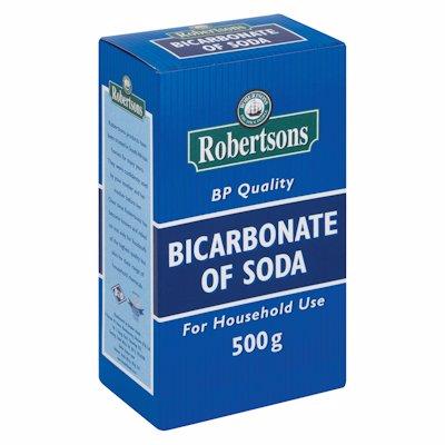 ROBERTSONS BICARBONATE OF SODA 500G