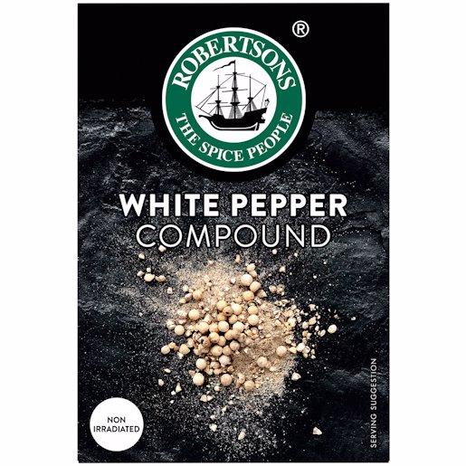 ROB WHITE PEPPER C/POUND 50GR