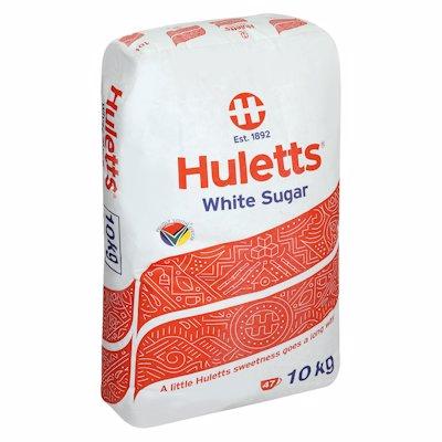HULETTS REF. WHITE SUGAR 10KG