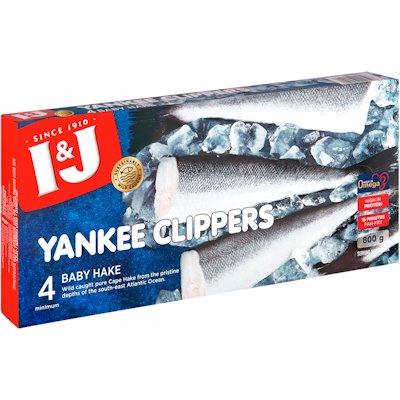 I & J YANKEE CLIPPERS BABY HAKE 800G