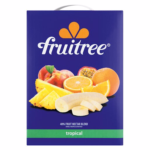 FRUITREE TROPICAL FRUIT 5LT