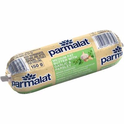 PARMALAT BUTTER GARL/PARS 150G