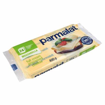 PARMALAT CHEESE SLICES MOZAREL 400GR