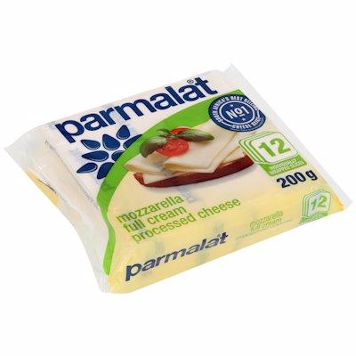 PARMALAT CHES SLICES MOZARELLA 200GR