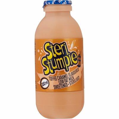 STERI STUMPIE TOFF/CARAMEL 350ML