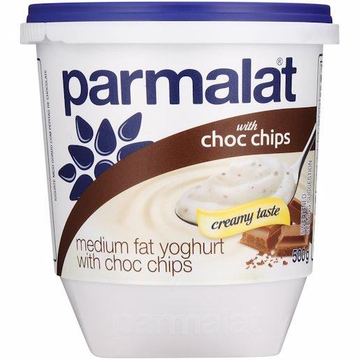 PARMALAT YOG L/FAT CHOC CHIP 500GR