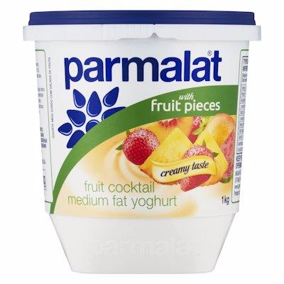 PARM YOG FRUIT SALAD L/F 1KG