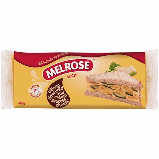 MELROSE CHS SLICE BILTONG 400G