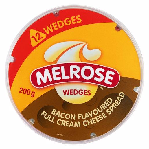 MELROSE WEDGES BACON 200G