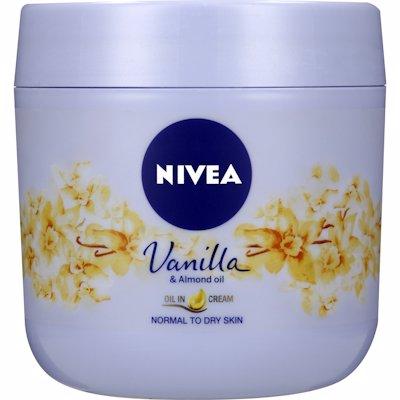 NIVEA BODY CREAM VANILLA 400ML