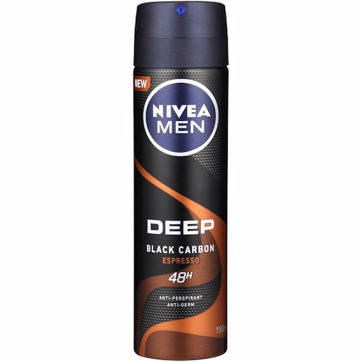 NIVEA MEN SPRY DEEP EXPRS 150ML