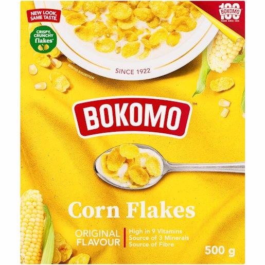 BOKOMO CORN FLAKES 500GR