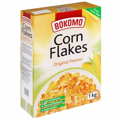 BOKOMO CORN FLAKES 1KG