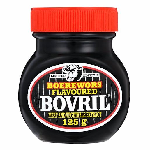 BOVRIL SPREAD BOEREWORS 125GR