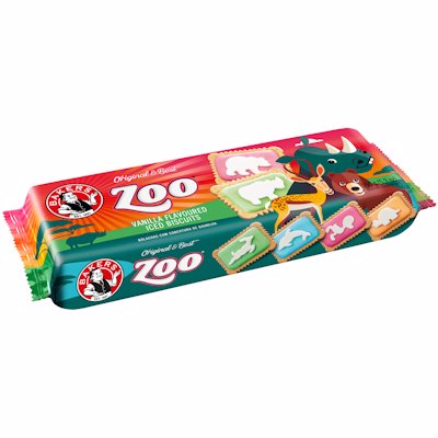 BAKERS ICED ZOO 150GR