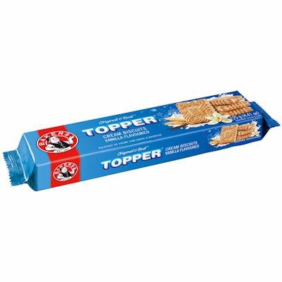 BAKERS TOPPER VANILLA 125GR