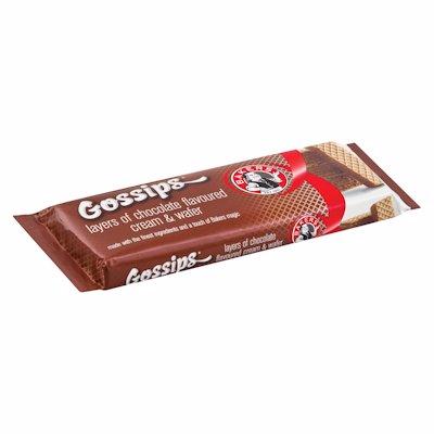 BAKERS GOSSIP CHOCOLATE FLAVOURED BISCUITS 100G